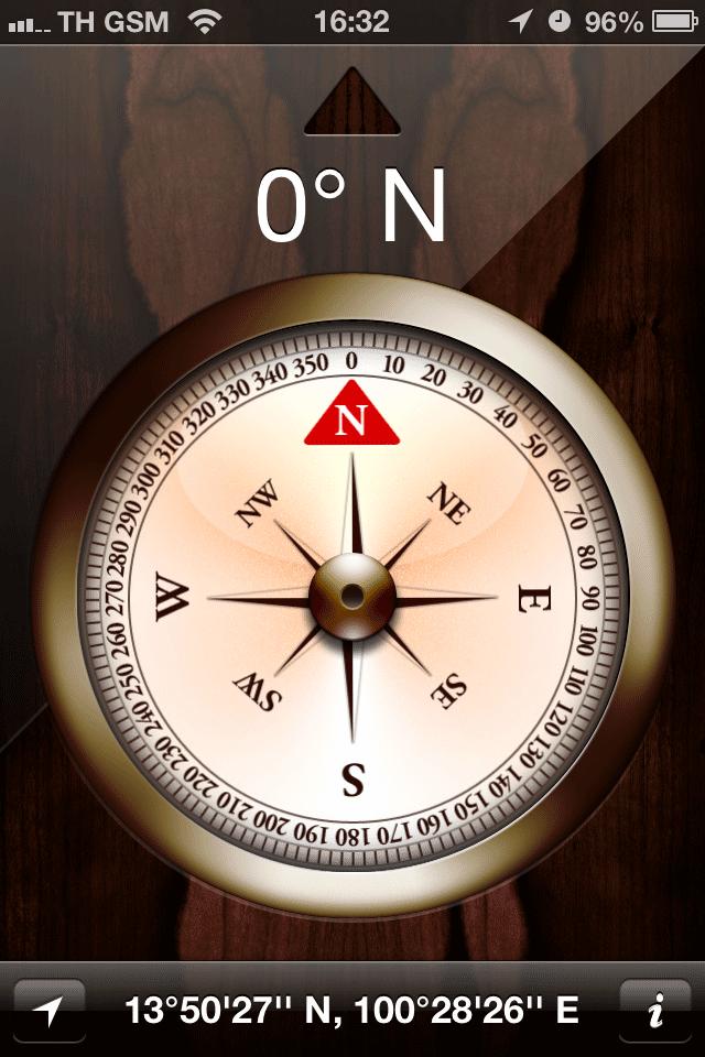 skeuomorphism_compass