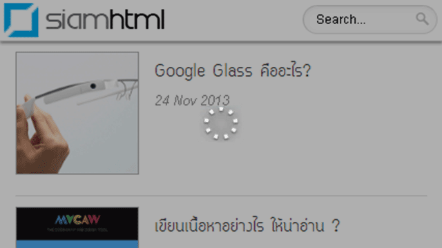 google glass browser