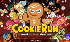 line cookie run loading