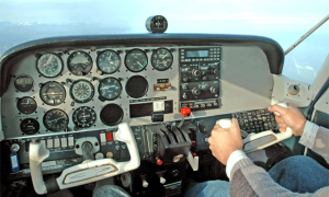 pilot user interface